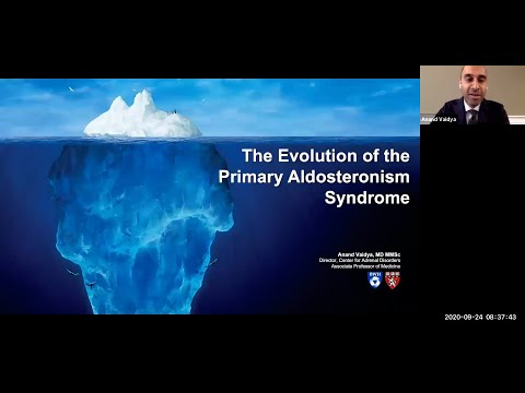 The Evolution of the Primary Aldosteronism Syndrome
