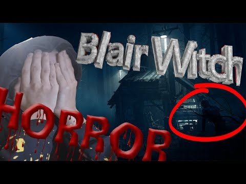 КОШМАР В ЛЕСУ! Blair Witch #1