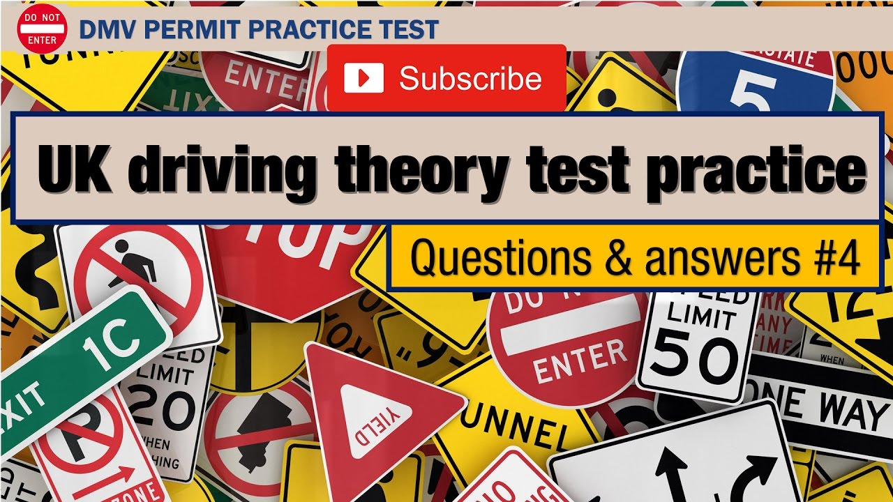 theory test questions and answers pdf