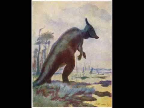 Saurolophus Tribute