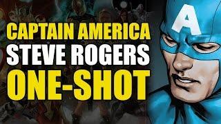 Hydra Captain America's New Origin (Captain America Steve Rogers One Shot)