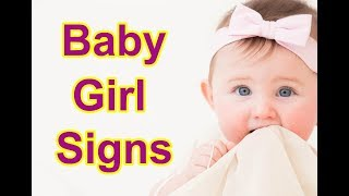 Baby Girl Symptoms During Pregnancy Proved