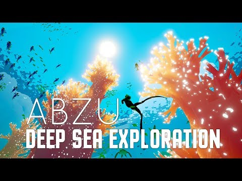 ABZU - Underwater Exploration in a world filled with life