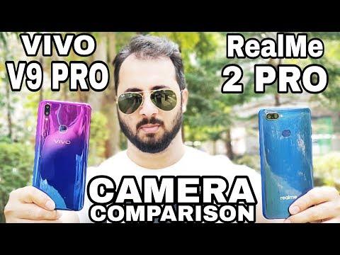 Vivo V9 Pro vs RealMe 2 Pro Camera Comparison|Vivo V9 Pro Camera Review|RealMe 2 Pro Camera Review