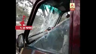 Violence grips Bhangar, bombs hurled, shots fired