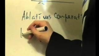 Урок 10. Степени сравнения в латинском.avi