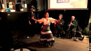 Barbalé Flamenco tablao Oslo - David Montero & Bellali Austria