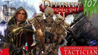 ACT 3 STARTS - Part 107 - Divinity Original Sin 2 DE - Tactician Gameplay