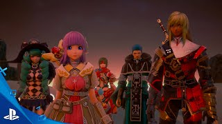 Star Ocean Integrity and Faithlessness - Meet the Voices Video (Fidel, Miki and Relia) | PS4