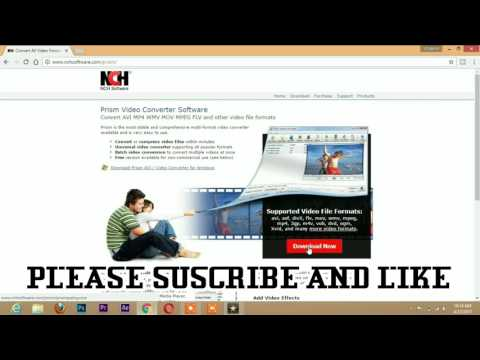 How To Download Prism Video Converter In Official Website