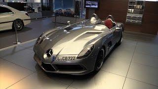 Mercedes-Benz SLR Stirling Moss Videos