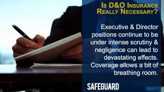 Directors and Officers Insurance (D&O) San Francisco