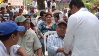 Dr. Gervacio Aguilar V. Mejores Propuestas para Tihuatlán