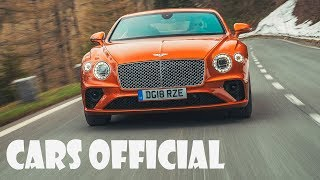 Continental GT : 0-60 mph in 3.6 seconds