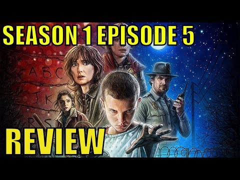 "Stranger Things Season 1 Episode 5 ""Chapter Five: The Flea and the Acrobat"" Review"