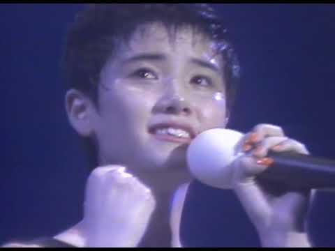 原田知世-09-彼と彼女のソネット (Live 1987)