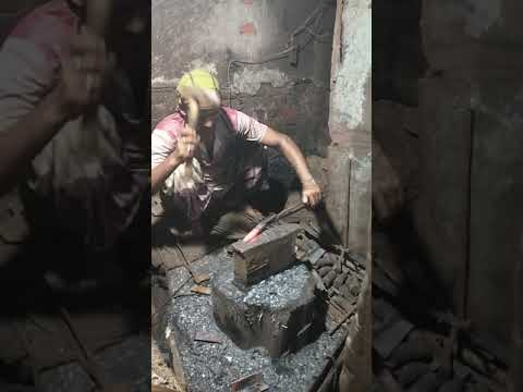 Daily job of a Blacksmith | Dhaka, Bangladesh | Daily Life