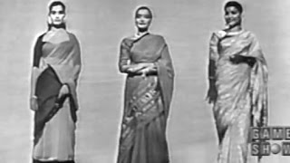 To Tell the Truth - Indian movie actress; Iron Curtain hitchhiker (Jul 23, 1957)