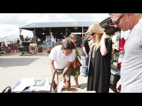 The Vintage Roundtop: Antique Fair Shopping Diary