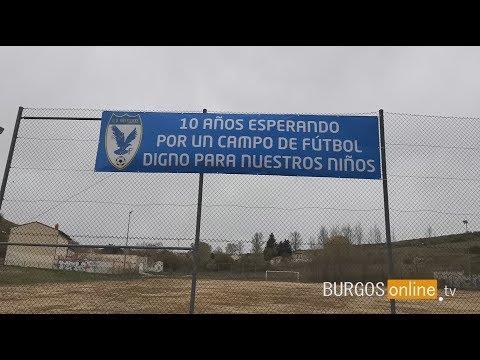 NOTICIAS | El C.D. San Felices reivindica un campo de fútbol de hierba artificial - Burgos Online Tv