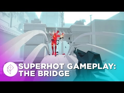 "Superhot is coming out this week on Steam, the FPS shooter with the ""time only moves when you do"" mechanic"