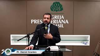 Quatro importantes pilares da vida cristã - ( 2Tm 1.3-14) - Rev. Daniel Arantes - 03/01/2021