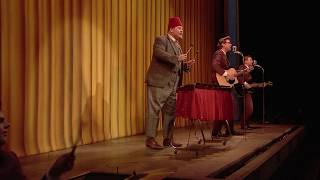 Official Clip | James Corden plays the Marimba | National Theatre at Home: One Man, Two Guvnors