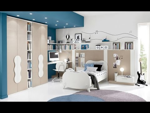 Ideas decorar dormitorio juvenil en blanco decoraci n cuarto juvenil youtube - Decoracion habitacion juvenil ...