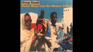 Group Doueh ‎– Guitar Music From The Western Sahara (Full LP)