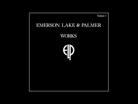 ELP - Works Volume 1 (Full Album)
