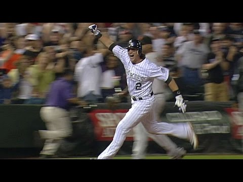 Tulo's greatest moments with the Rockies