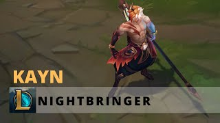 Nightbringer Kayn - League of Legends
