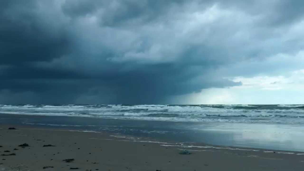 Sturm Nordsee