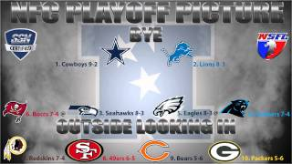 NSFL Season 2 Week 13 Playoff Watch