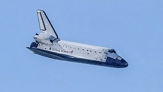 Space Shuttle Atlantis STS-129 HD Landing, November 27, 2009,  runway 33,  Kennedy Space Center