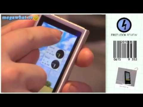 First Look Reviews: Samsung P3 Mp3 Player
