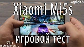 игровой тест Xiaomi Mi5s: игры с fps и температурой, бенчмарки (game test)