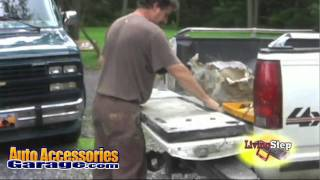LivingStep Truck Tailgate Step @ Auto Accessories Garage
