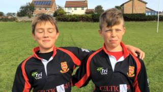 Llantwit Major AmmoKnights fundraising video for Bobath Wales