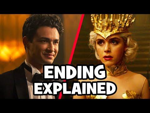CHILLING ADVENTURES OF SABRINA Season 2 Ending Explained + Season 3 Theories