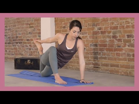 Yin for Spleen & Stomach Meridians - Inner Thigh, Back & Sidebend Yin Yoga {30 min}