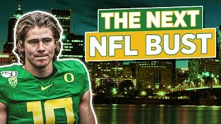 Justin Herbert is the Next NFL Draft BUST