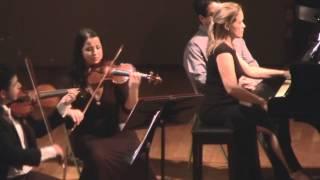 J. Brahms - Quinteto Op. 34 (1865) Mov II, Andante, un poco adagio