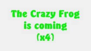 Vanga Bus (Crazy Frog Version) with lyrics