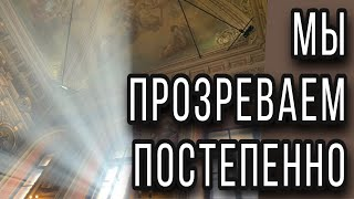 Мы прозреваем постепенно...Протоиерей  Андрей Ткачёв.