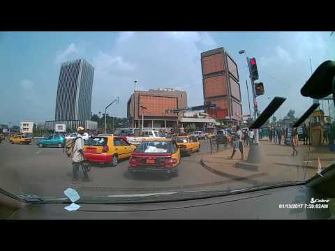 YAOUNDE AROUND POSTE CENTRAL