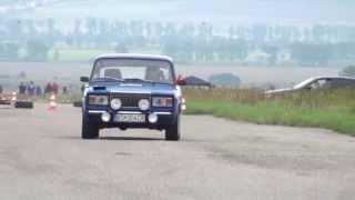 Štefan Spišák-5.kolo ŠKBM Seleška - Rally-Foto