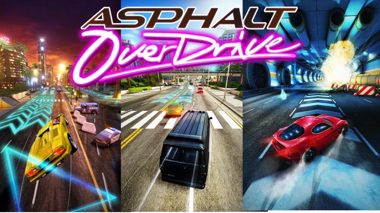 Image result for asphalt overdrive