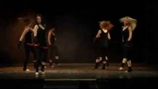 Carlos Santana - Maria ( Dynamic hit dance studio)
