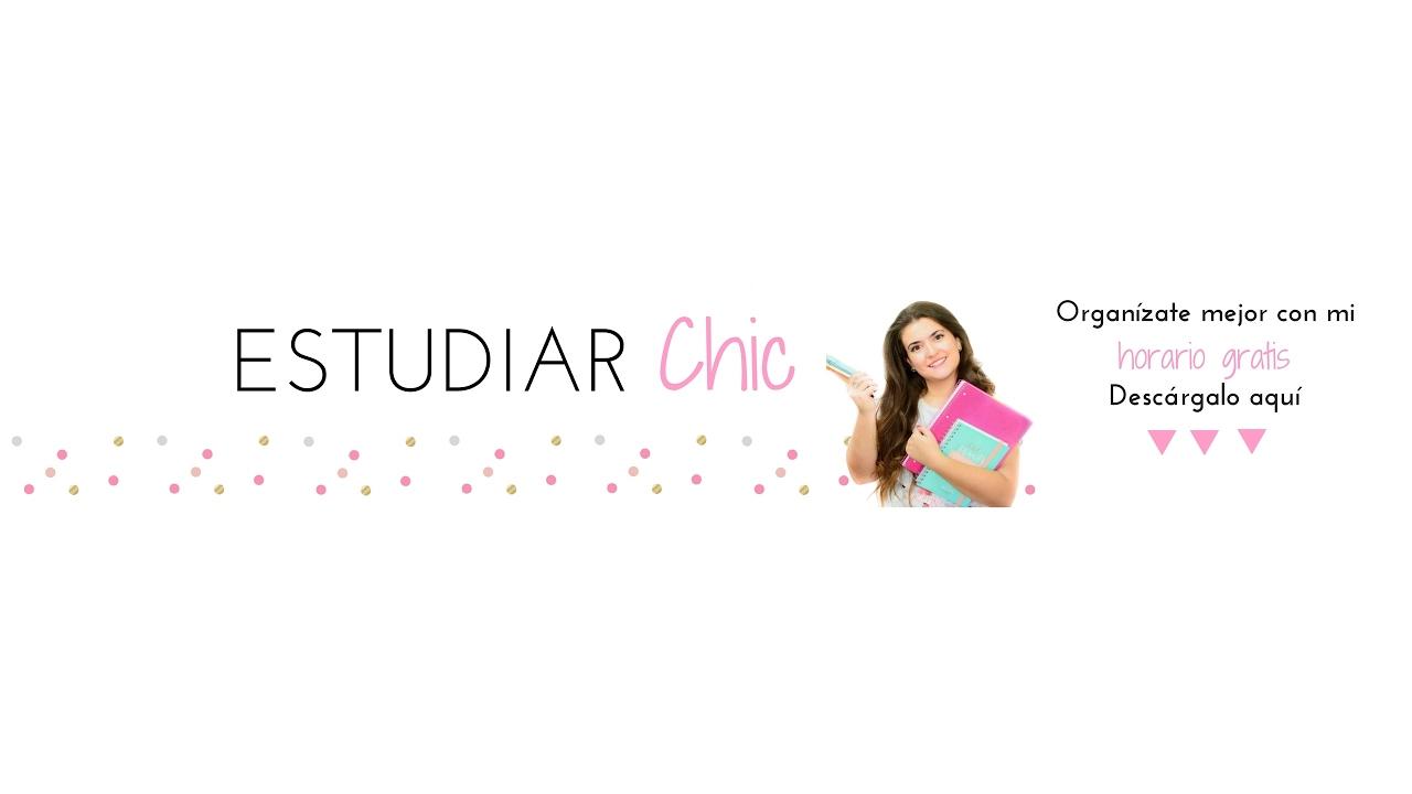 Emisión en directo de Estudiar Chic